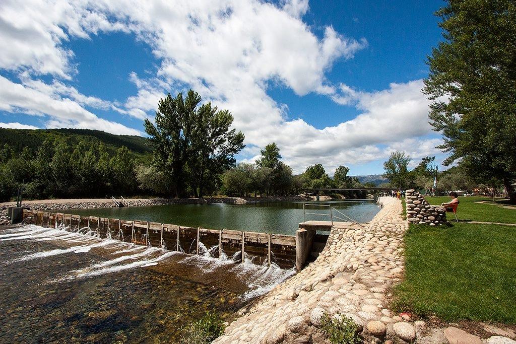 Zona Fluvial de Valhelhas
