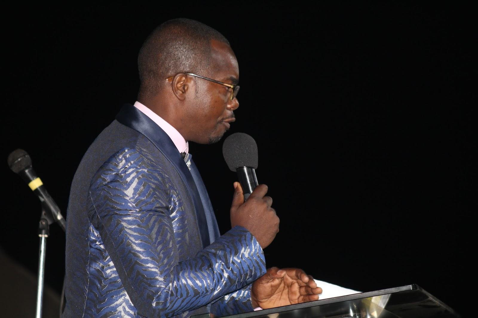 Apostle Shiloh Masenyama Preaches At Tiyambuke Wednesday Night 2018
