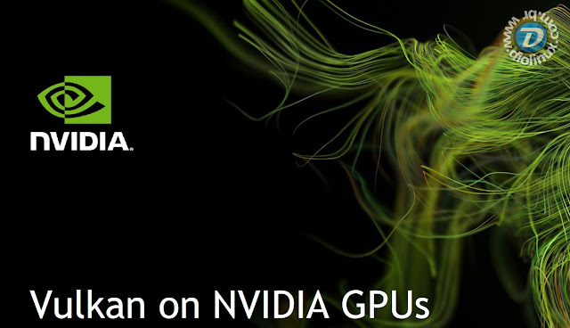 Vulkan Nvidia drivers