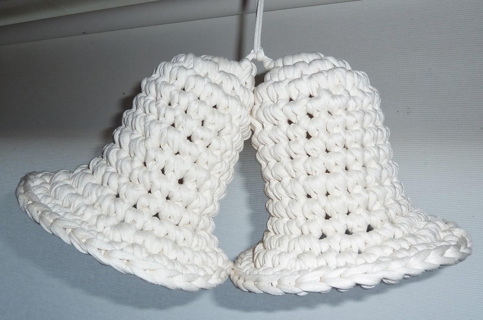 Creacarina Kerstklok Vest In Wording En De Crochet Along