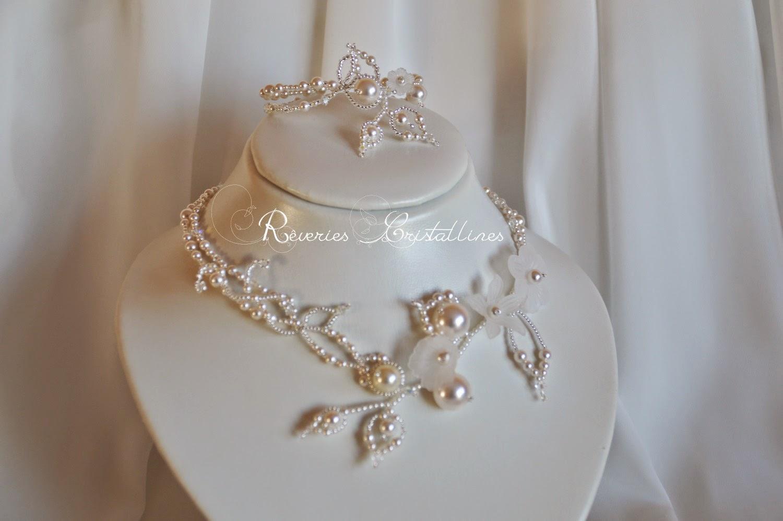 bijoux mariée fantaisie
