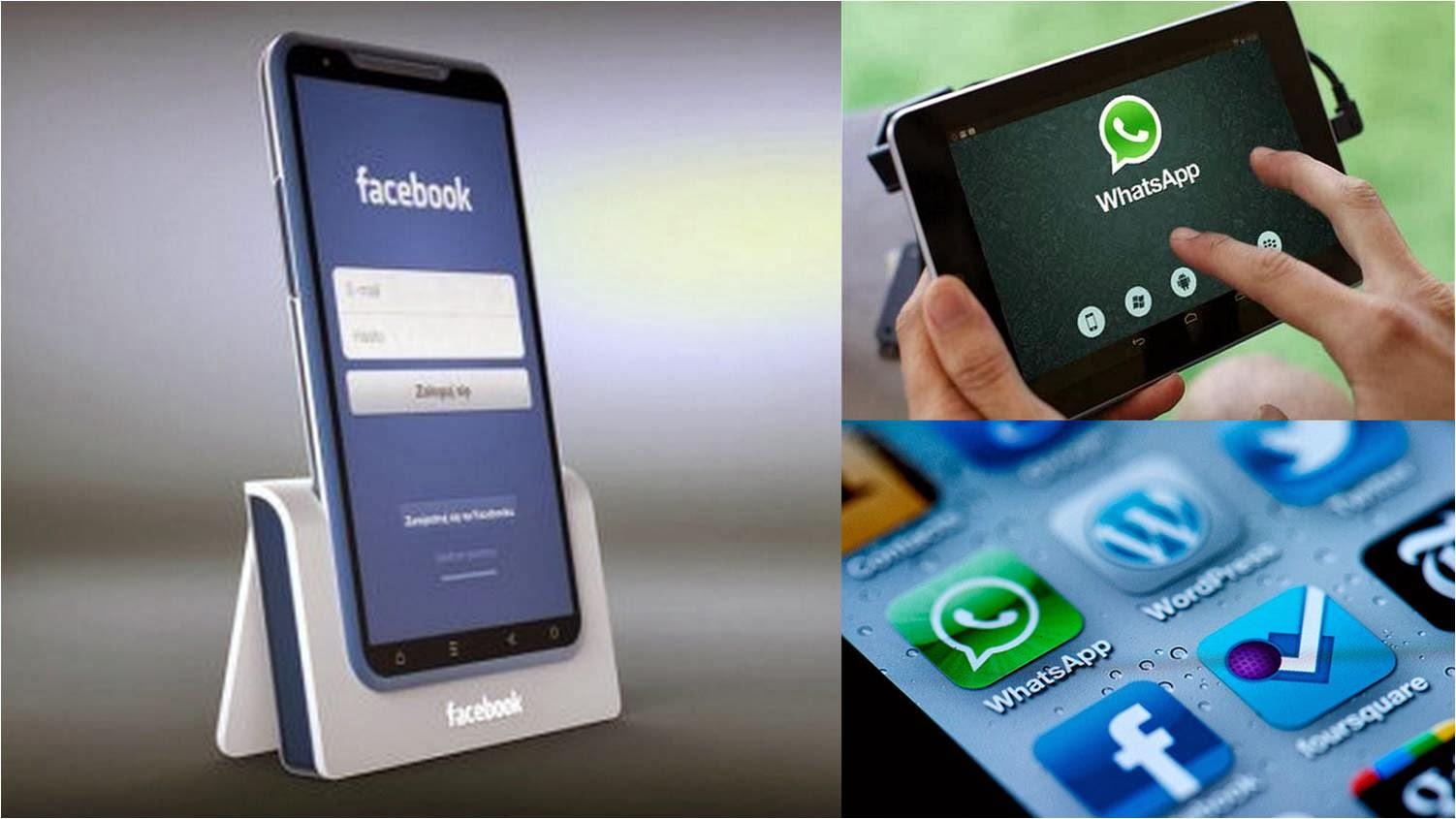 Acquisition of WhatsApp by Mark Zuckerberg