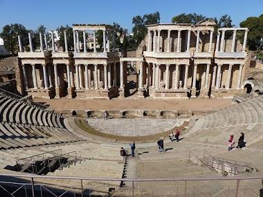 Teatro de Mérida. Comentario y Análisis.