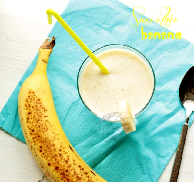 smoothie aux bananes