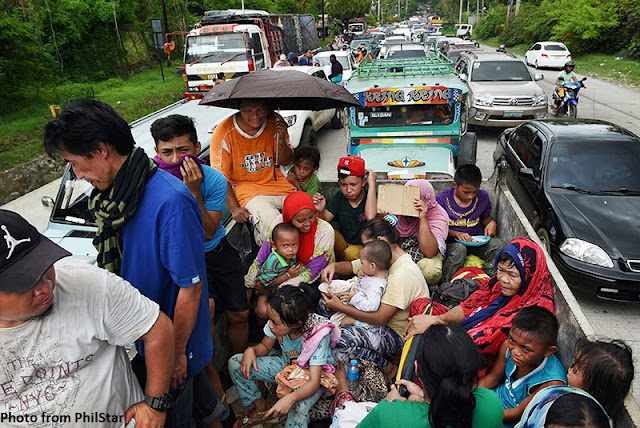 Exodus from Marawi: The story of 'Bayanihan' in Marawi City