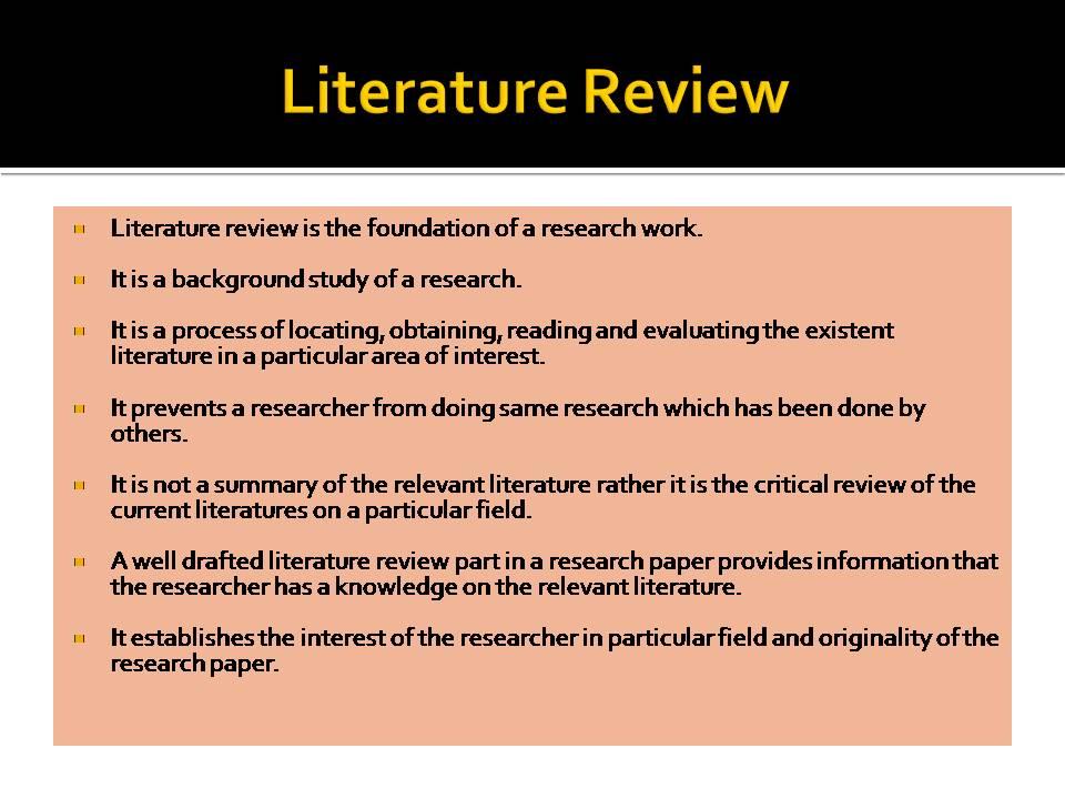 academic article writing