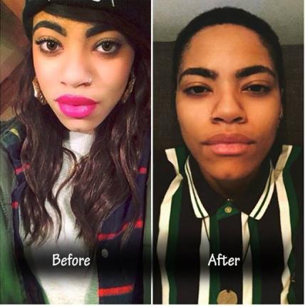"Sade Adu's Daughter Now A Boy! Says; ""I'm Proud Of Who I Am"""