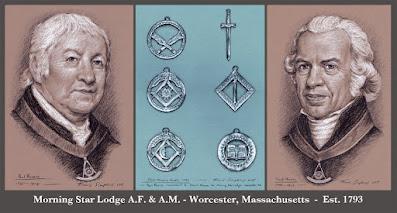 Paul Revere, Masonic Jewels, Isaiah Thomas. Morning Star Lodge. by Travis Simpkins