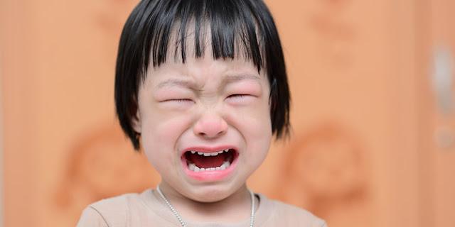 TIPS : Mendidik Anak Sensitif