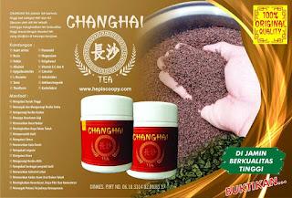 bisnis teh shanghai