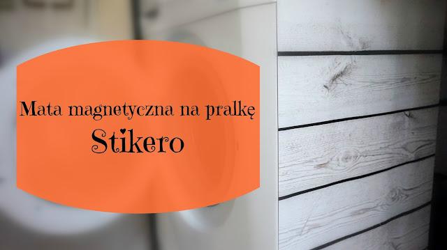 RECENZJA: Mata magnetyczna na pralkę | Stikero