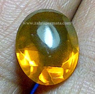 Batu Permata Fire Opal Wonogiri - ZP 357