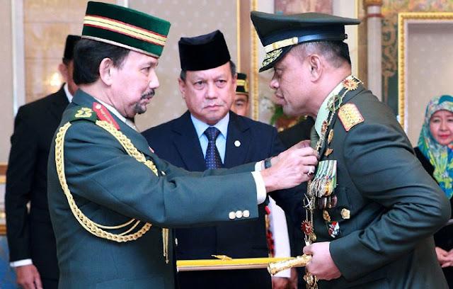 Sultan Brunei Melapor ke Polda Metro Jaya, Ini Sebabnya