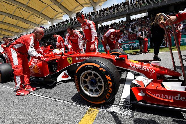 Akankah Ferrari Masih Menjadi Raja di Sepang?
