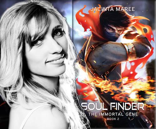 Bookschatter Soul Finder The Immortal Gene Trilogy 2