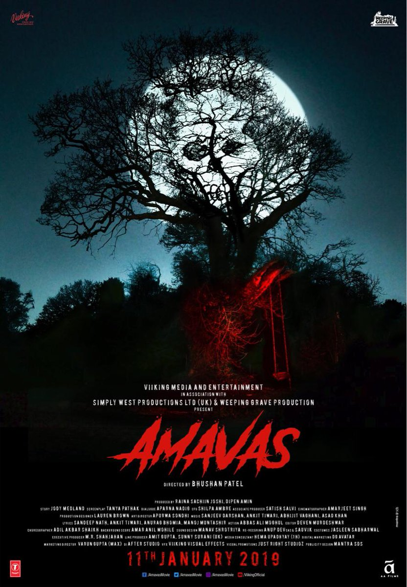 Amavas First Look