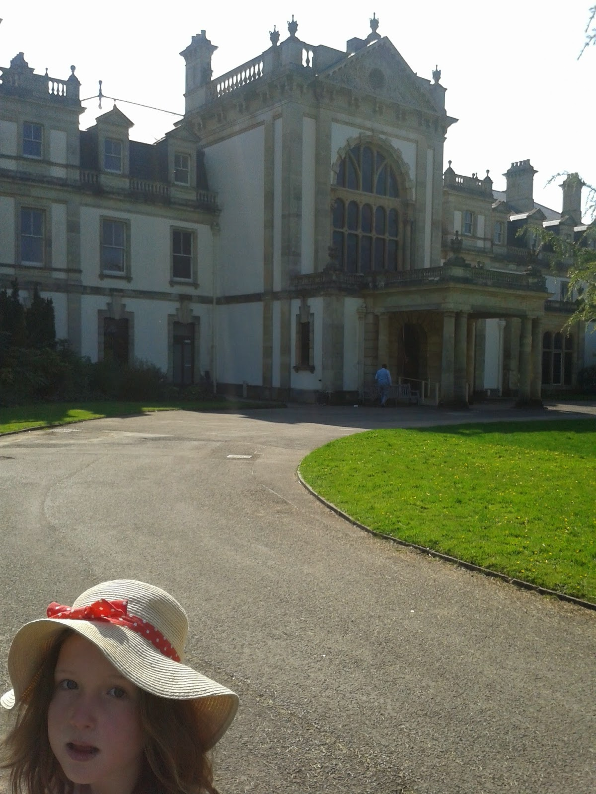 House at Dyffryn