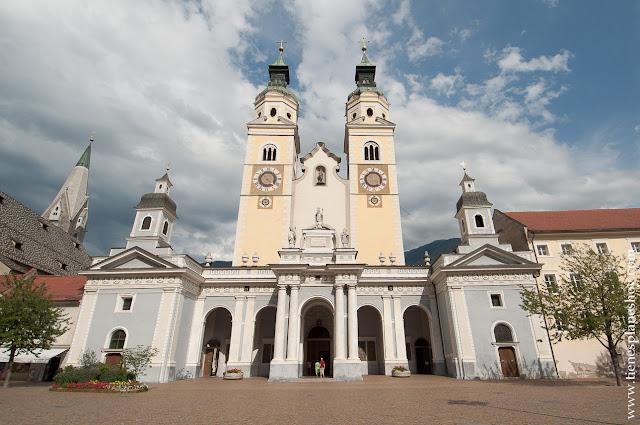Catedral Bresanonne Italia Dolomitas