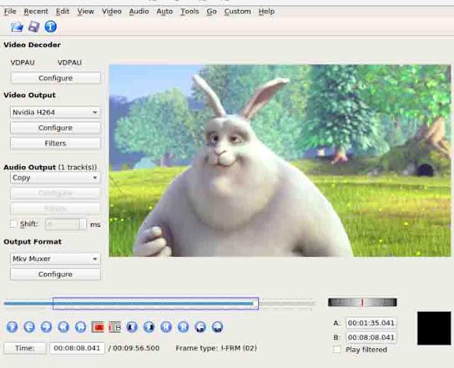Free Download Avidemux Video Editor Terbaik