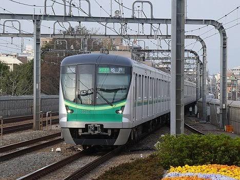 【ダイヤ改正で新設】東京メトロ16000系の通勤準急 松戸行き