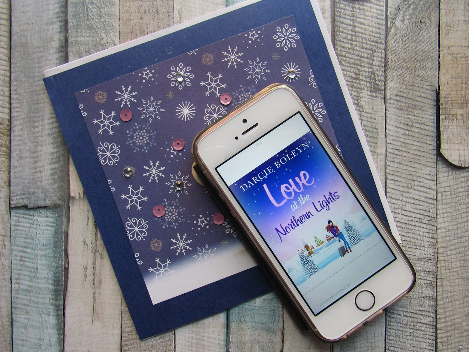 Love At The Northern Lights by Darcie Boleyn book tour feature on Blooming Fiction book blog