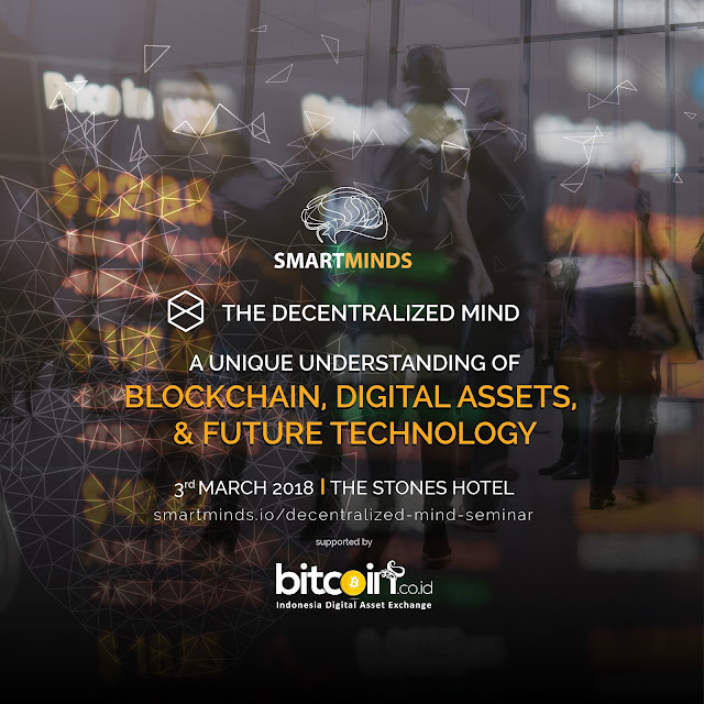 Blockchain Conference Bali 3 Maret 2018