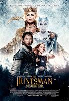 Las cronicas de Blancanieves: El cazador y la reina del hielo (2016) online y gratis