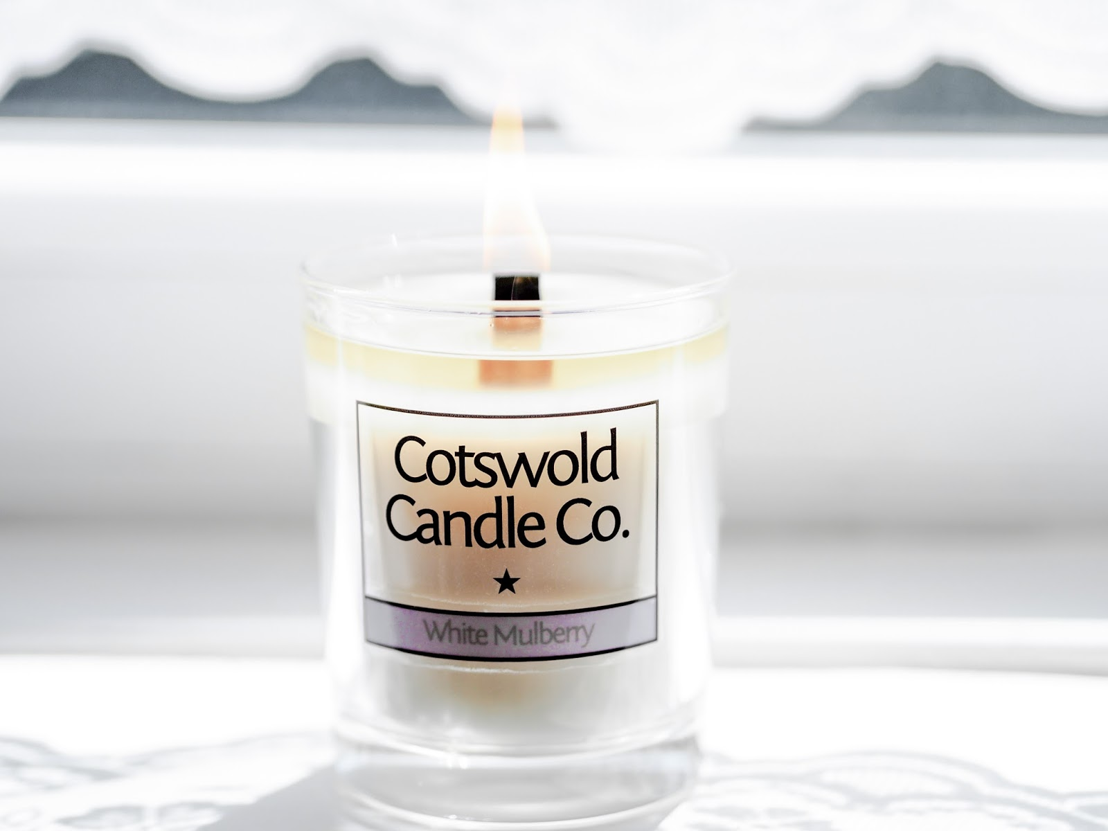 Cotswold Candle Company White Mulberry Review