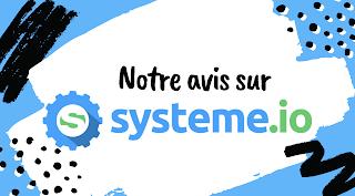 AVIS Systeme io Les AVANTAGES de Systeme io