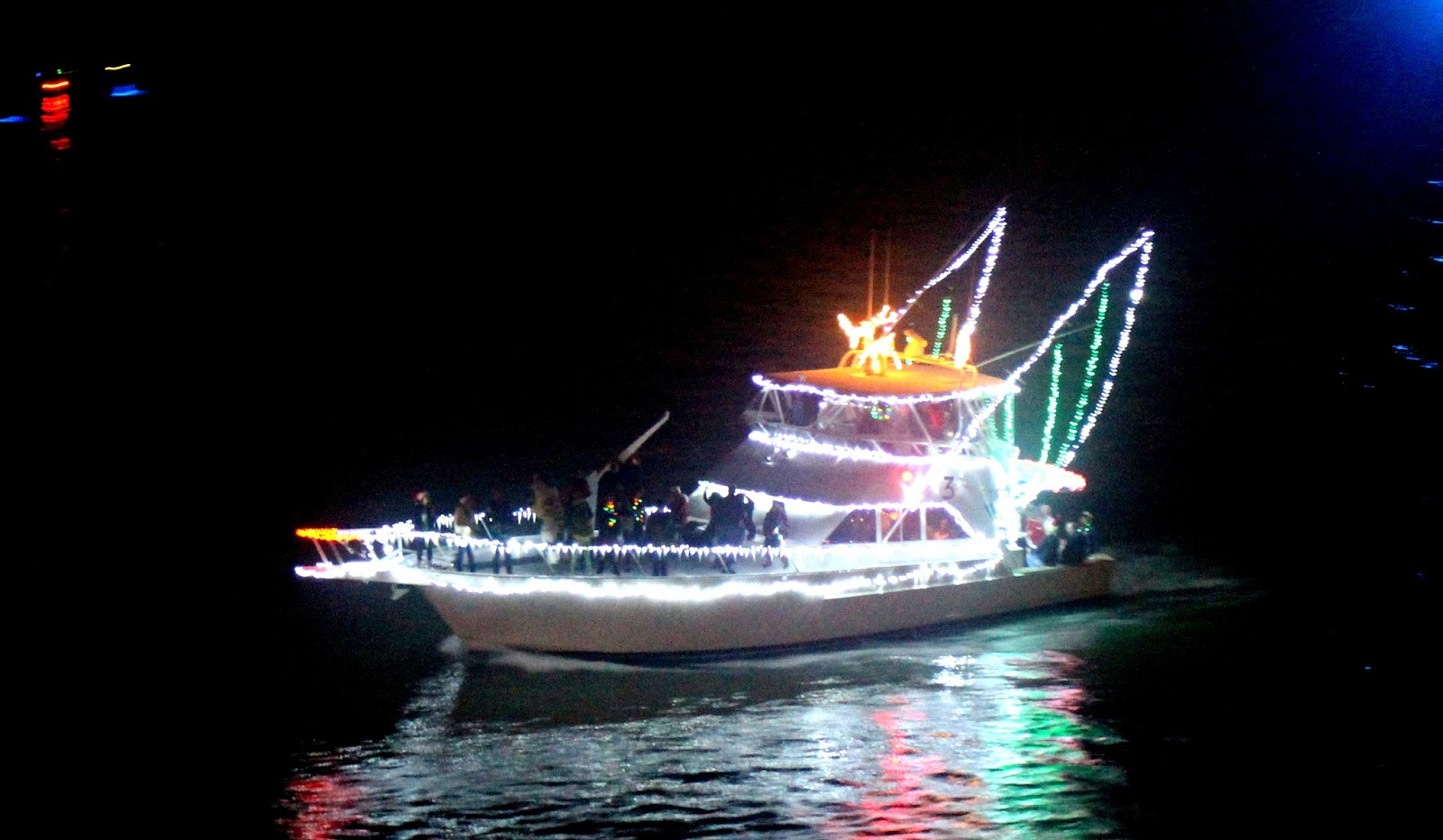 Treasure Island Christmas Parade