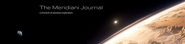 The Meridiani Journal