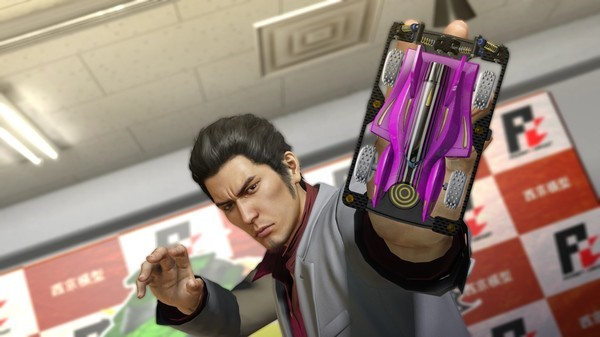 Yakuza Kiwami PC Full