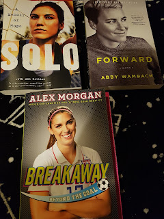 hope solo, abby wambach , alex morgan