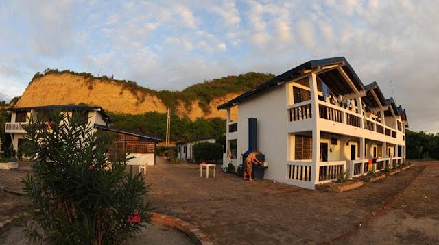 hotel en Canoa Manabí - Sundown Beach Hotel