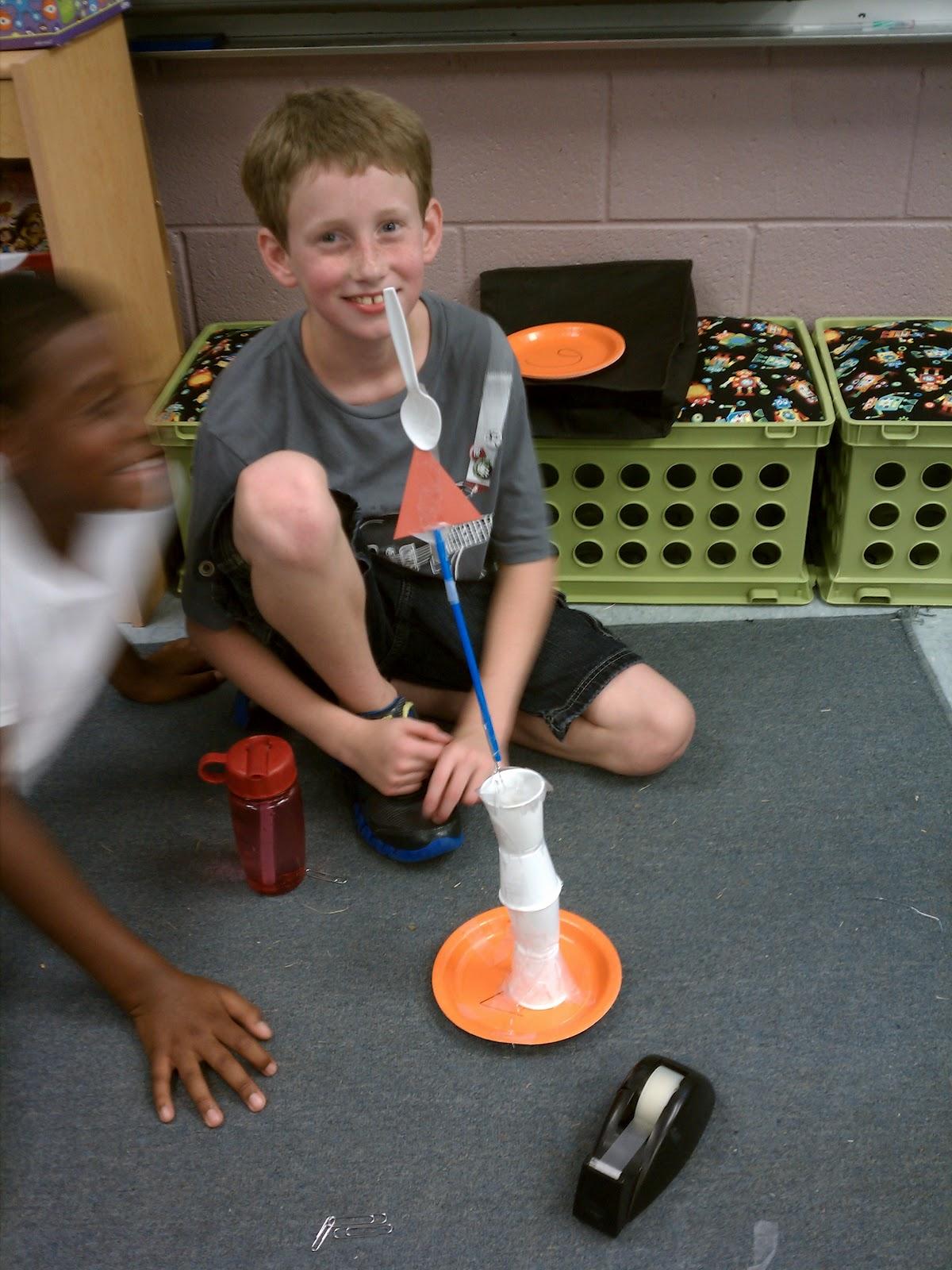 Science Gal Team Building Activity