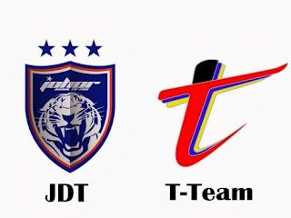 jdt vs t team 16.2.2016