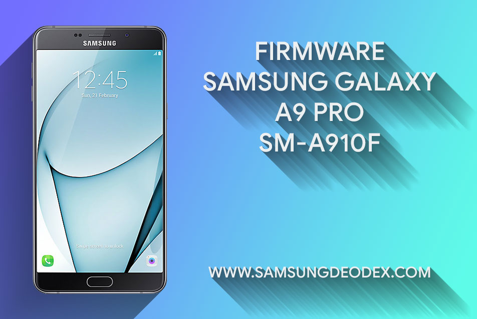 samsung a9 pro firmware download