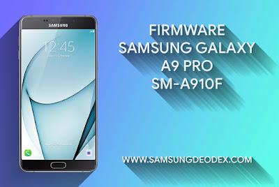 Samsung Firmware A910F A9 Pro 2016