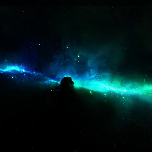 SPACE! LIGHT! RGB! OMG! Wallpaper Engine