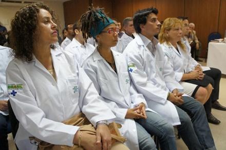 Bahia recebe mais 157 profissionais para o Mais Médicos