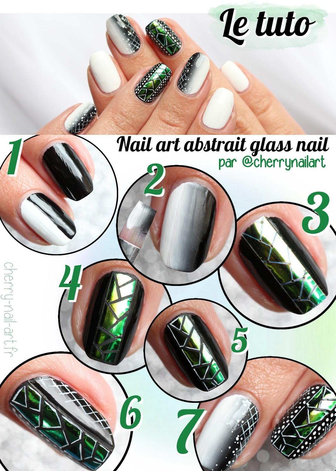 tuto-pas-a-pas-nail-art-abstrait-géométrique-glass-nail
