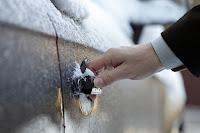 Comment ouvrir des portières glacée