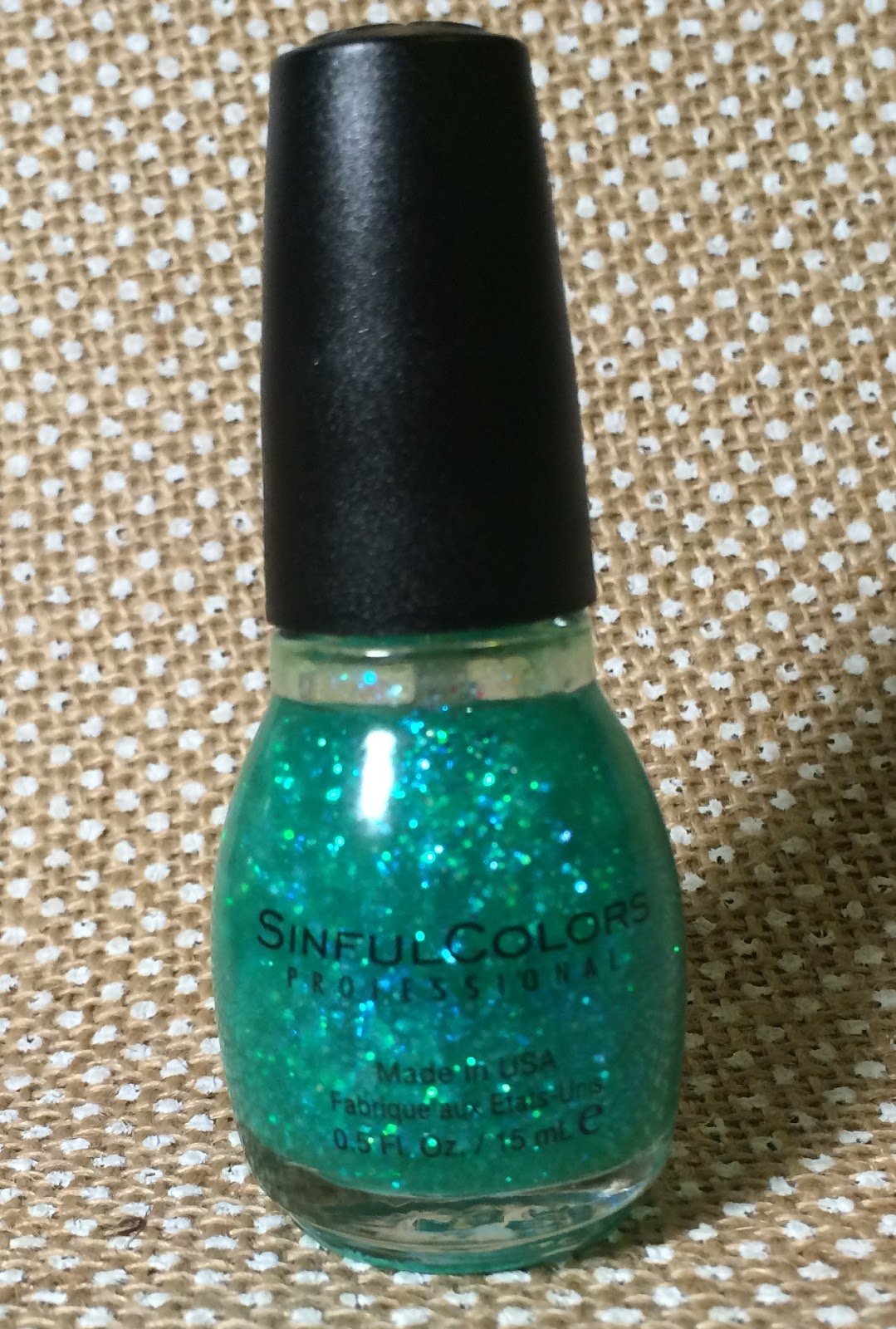 Midnight Stamper: Sinful Colors \