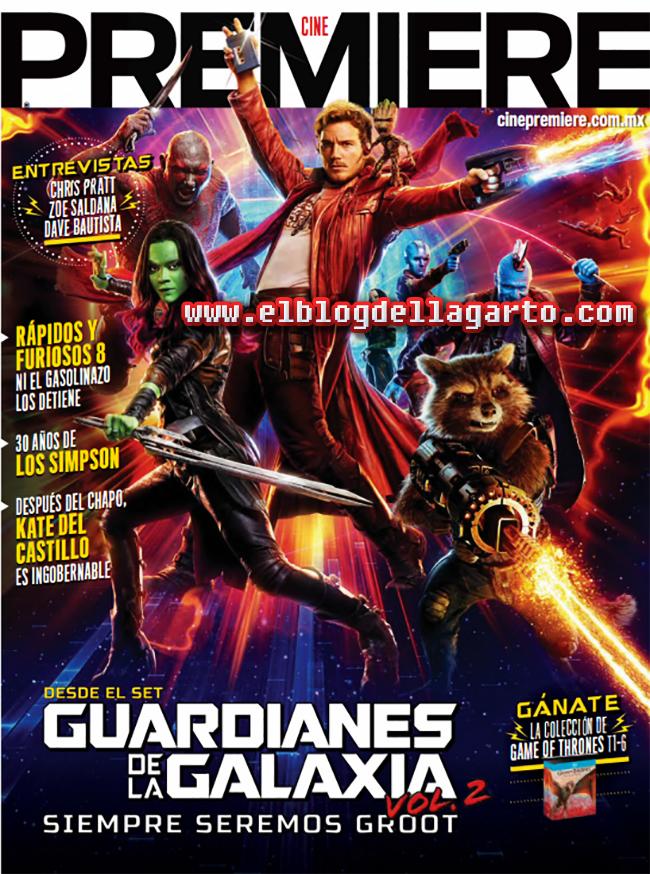 Cine Premiere México - Guardianes de la Galaxia