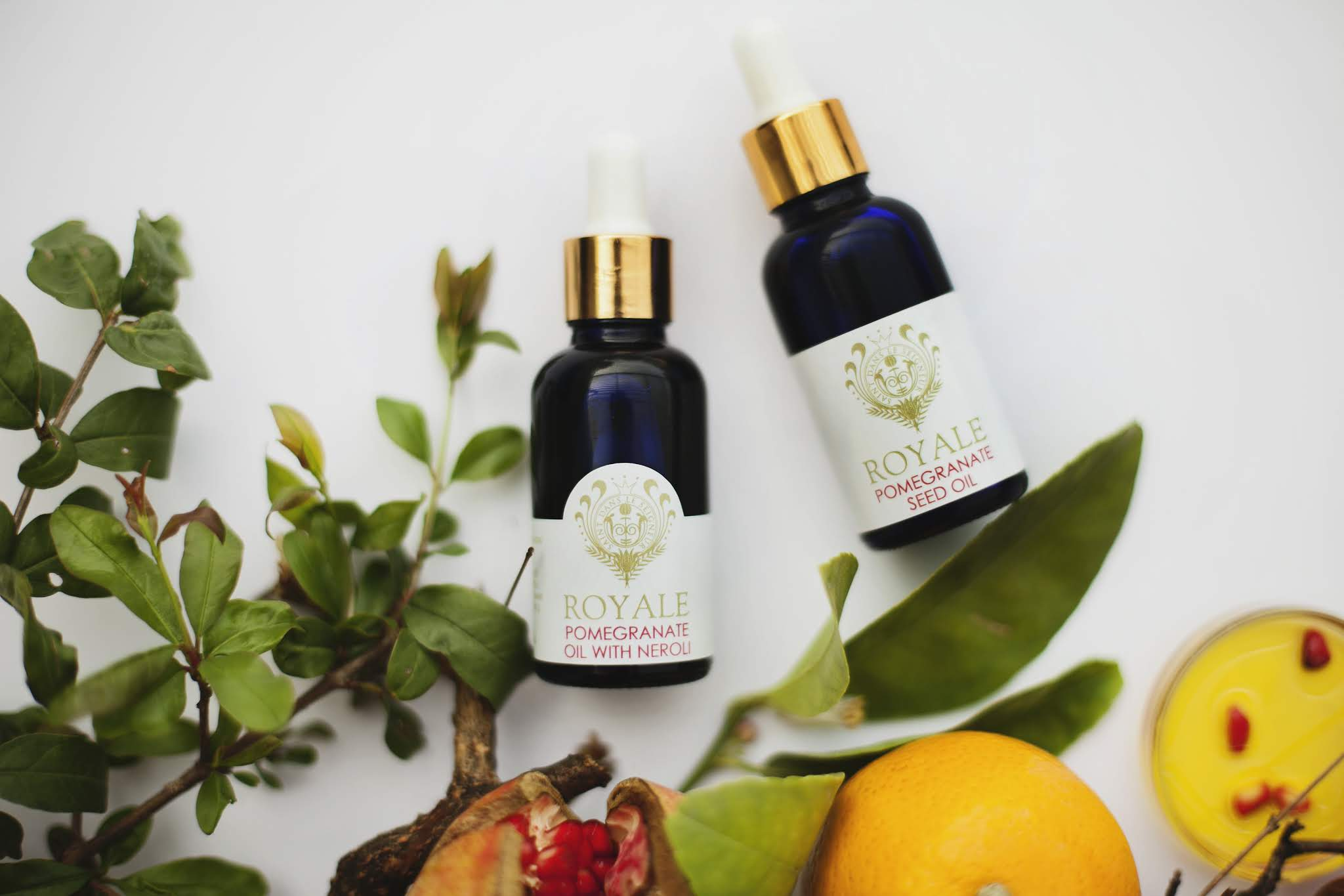 Royale Pomegranate seed oil