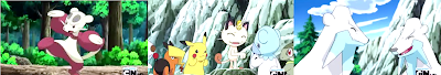 Pokemon Capitulo 46 Temporada 14 La Pelea En La Montaña De Beartic
