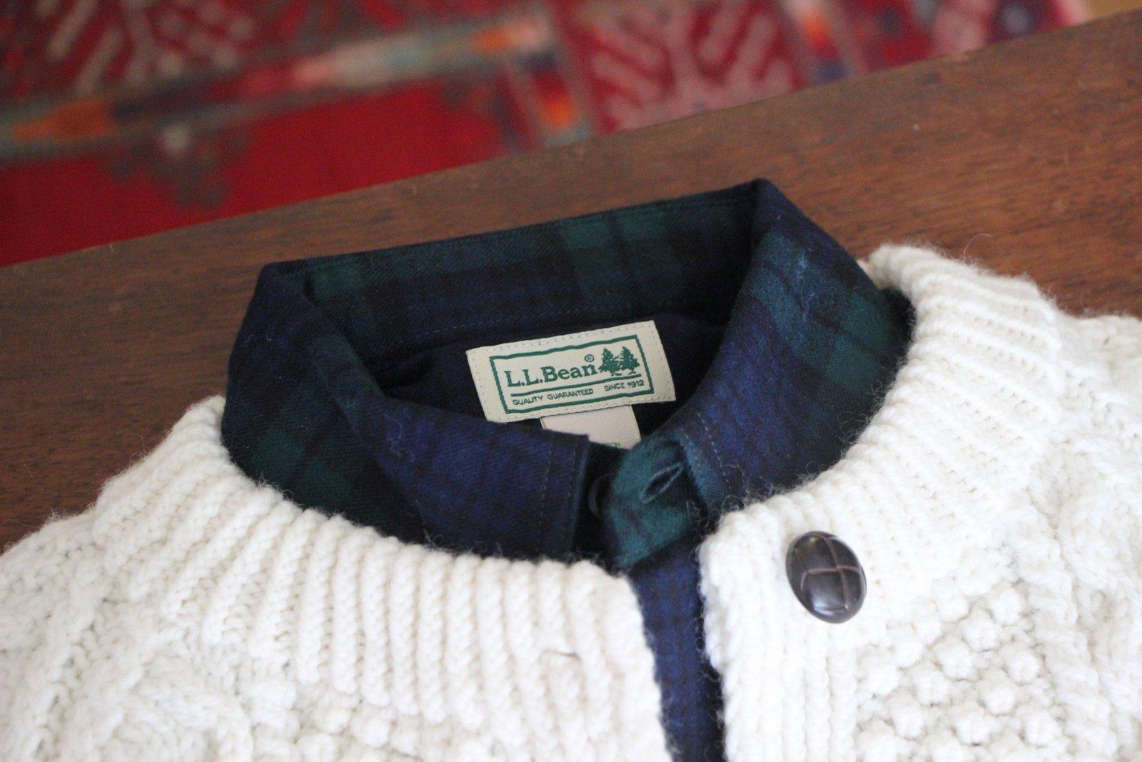 f01cb2cf5fc9f0 Salt Water New England  L.L. Bean Chamois Shirts and Scotch Plaid ...