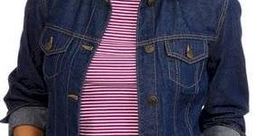 df104762f Daily Cheapskate: Fantastic deals on denim jackets and denim skirts at  Walmart: Faded Glory denim jacket for $10, Lee Rider denim skirt for $18,  ...