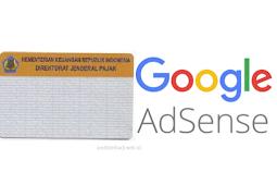 Cara Menambahkan NPWP di akun Google Adsense