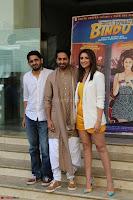 Parineeti Chopra with Ayushmann Khurrana at the Launch of Trailer of Meri Pyaari Bindu 044.JPG